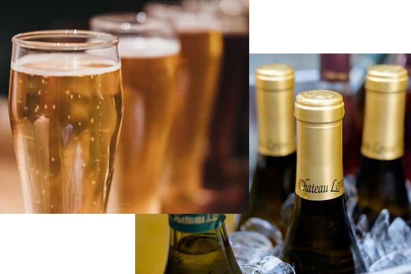 Κρασιά - Μπύρες